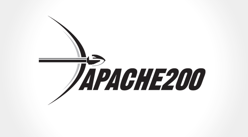 logo for apache200  u2013 design qualia